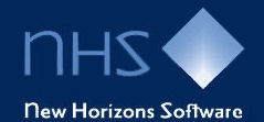 New Horizons Software